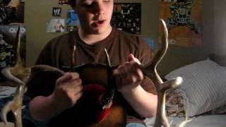 My Deer Antlers Plaque Mounting Guide