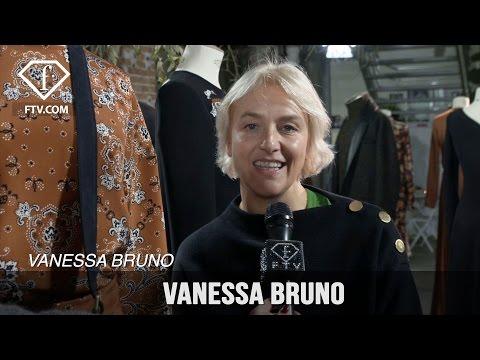 Paris Fashion Week Fall/WInter 2017-18 - Vanessa Bruno Trends   FashionTV