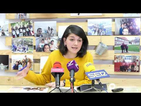 VÍDEO: Mamen Beato presenta el programa de actividades de la delegación de Juventud para marzo