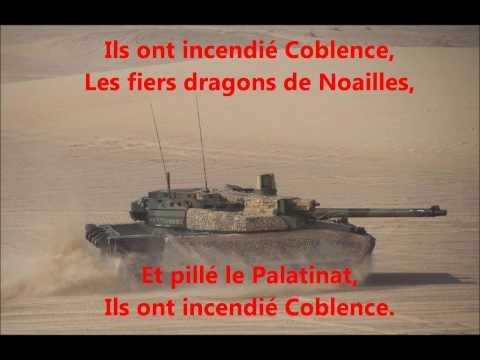 Chant Militaire/ Les dragons de Noailles