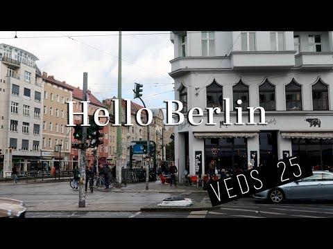 Hello Berlin! | daneesaur #VEDS 25