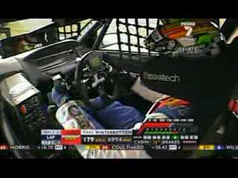 Onboard with Mark Winterbottom , Winton 2007