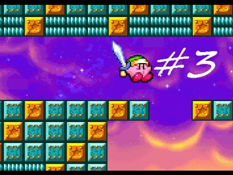 Let's Play Kirby and the Amazing Mirror #3 - Constellation Prize