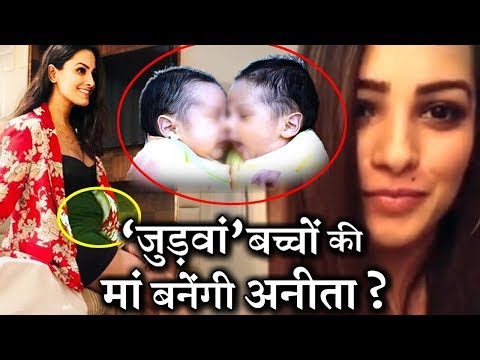 Is 'Naagin 3' Actress Anita Hassanandani Expecting Twins? thumbnail