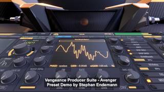 Vengeance Producer Suite - Avenger - Factory Preset Demo 3