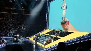 Elton John - I'm Still Standing/Crocodile Rock live at Los Angeles CA. 01/23/19 Staples Center