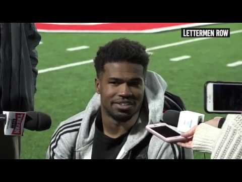 Justin Hilliard: Ohio State linebacker talks about his play - October 17, 2018