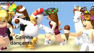Roblox Musical #6: REBULIÇO-parody DESPACITO (Felipe Neto)