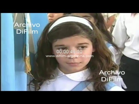 DiFilm - Cristina Kirchner inaugura el ciclo lectivo 2009 desde Salta