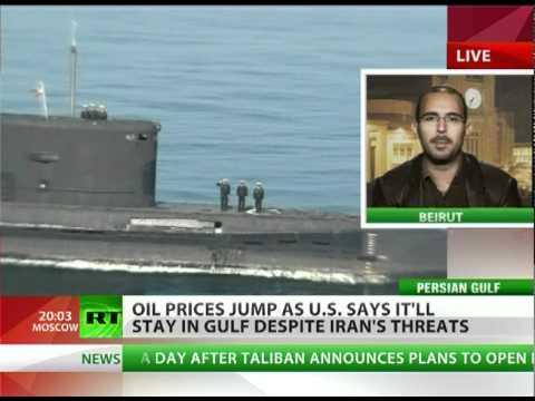 Strait Talking: 'Iran sanctions backfire on recession-hit West'