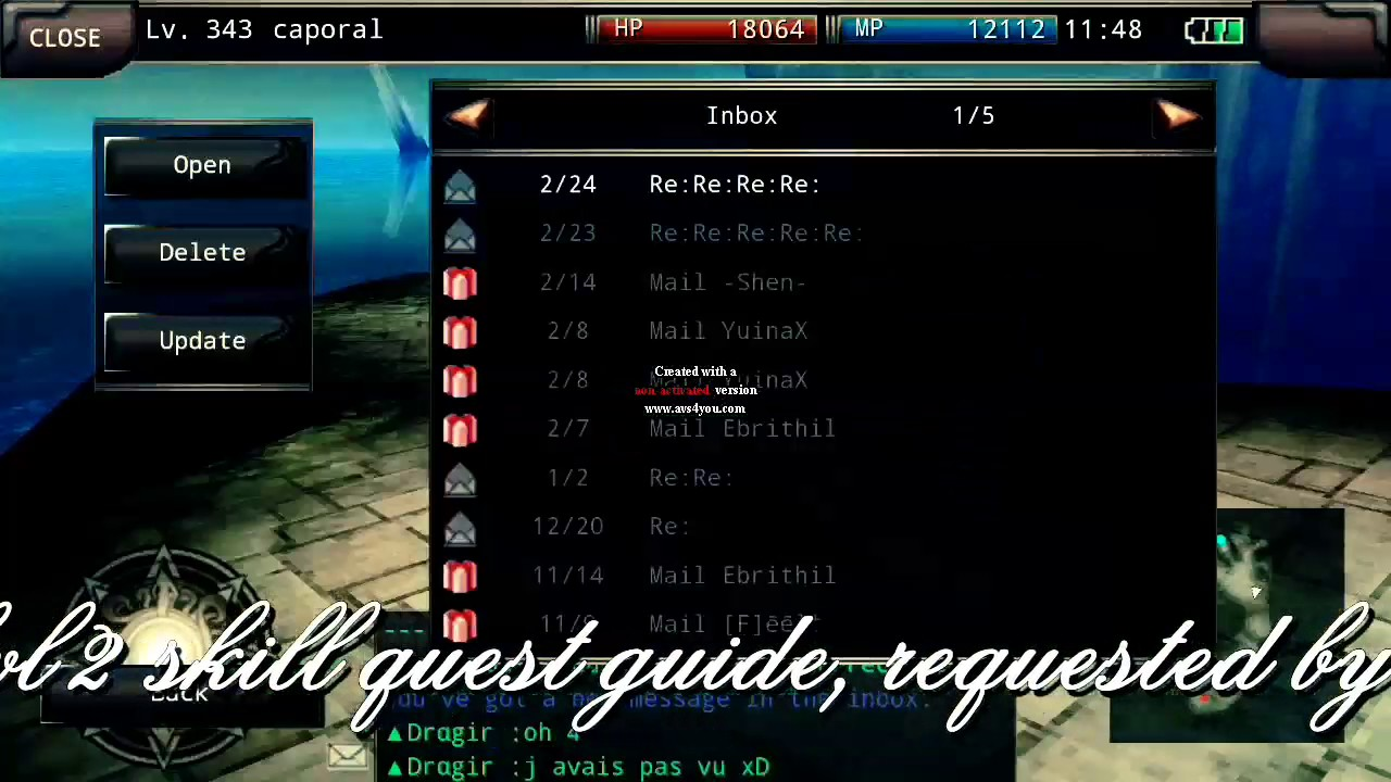 ❧ Complete High Wizard guide | Unofficial Iruna & Toram