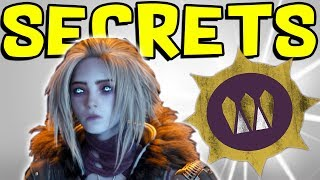 Destiny 2 - THE QUEEN RETURNS! Secret Quest Ending, Secret Rewards, & Unknown Enemies