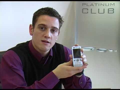 Platinum Club Sony Ericsson W890i Review