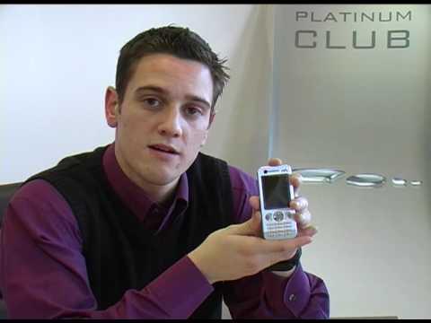 Platinum Club Sony Ericsson W890i Review