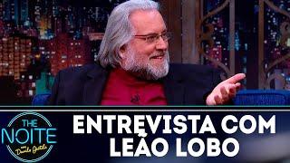 Baixar Entrevista com Leão Lobo | The Noite (21/06/18)