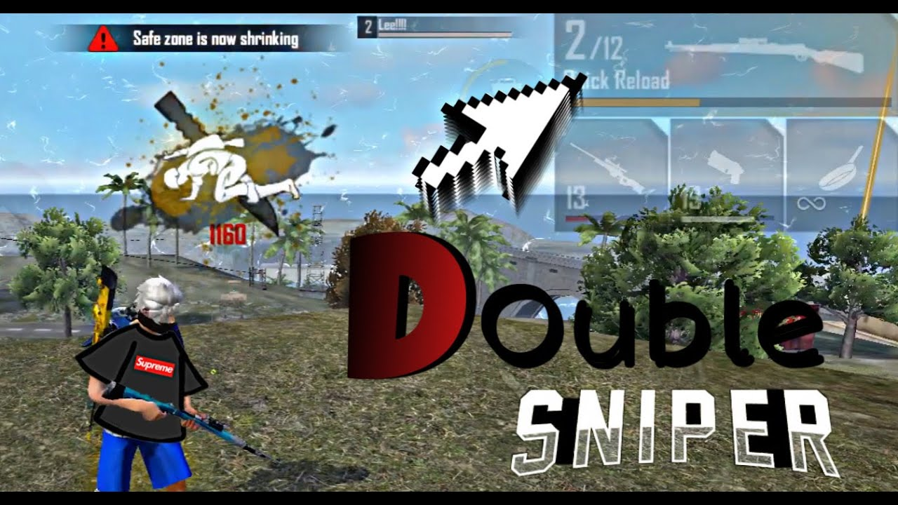 My Sniper Your Head☠️ | Double Sniper
