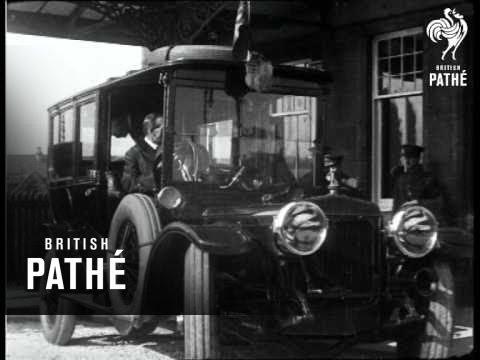 The Great Rail Strike  Longer Version (1924)