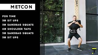 Mottain HOME WORKOUT (Week 2, Day 6)
