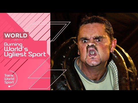 Gurning World Championships | The World's Ugliest Sport | Trans World Sport