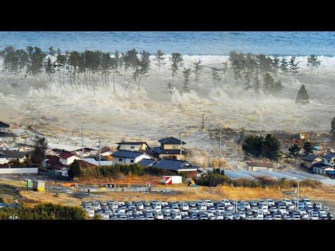 5 Catastrophes Naturelles Dévastatrices Capturé Par Une Caméra