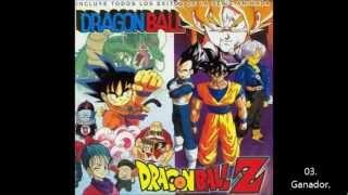 Dragon Ball y Dragon Ball Z - Soundtrack Latino CD-1.