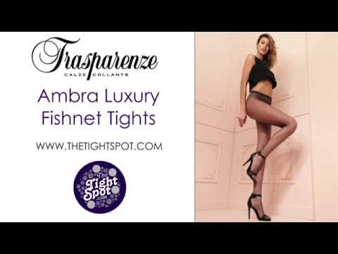 Soni Panda reviews Trasparenze Ambra Micronet Tights | The Tight Spot
