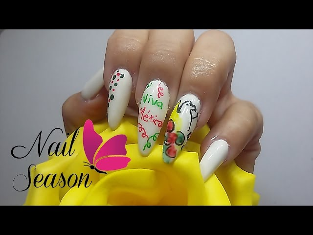 Uñas de acrilico - Tutoriales paso a paso | TravelBook.TV
