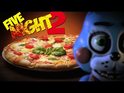 Five Nights at Freddy's 2 (FR)
