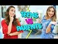 Teens vs Parents...Who's Smarter?! |  BTB 64