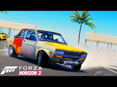 Make Forza Horizon 3 - ДРИФТ ЖИГУ ПОСТРОИЛИ. АВТОВАЗ В FORZA. ТАЧКИ ПОХОЖИЕ НА ВАЗ. Images