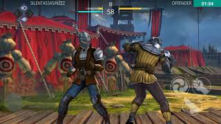 shadow fight 3 2018 ||SHADOW FIGHT 3 GAMEPLAY  || INSANE  ||  SHADOW FIGHT 3  chapter 1 😘
