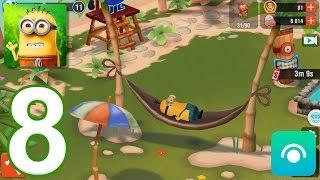 Minions Paradise - Gameplay Walkthrough Part 8 - Level 11 (iOS, Android)