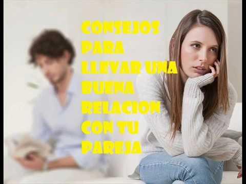 consejos para llevar una buena relacion con tu pareja