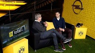 Das BVB total!-Feiertagsmagazin: Nobby trifft Papa Sokratis | BVB - Hoffenheim
