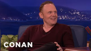 Bill Burr Is Annoyed By Journalists  - CONAN on TBS