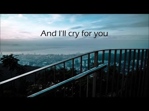 Lecrae ft. Taylor Hill // Cry For You  (Lyric Video)