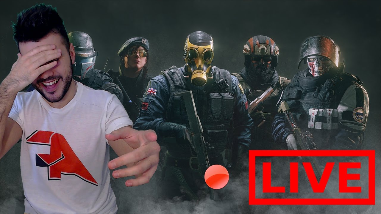 Una live per veri bomber rainbow six siege youtube - Rainbow six siege disable bomber ...