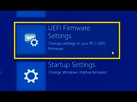 How To Disable UEFI Secure Boot In Windows 10 64 Bit And 32 Bit