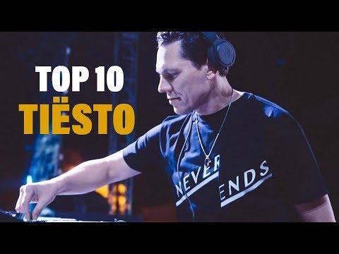 TOP 10 Songs - Tiësto
