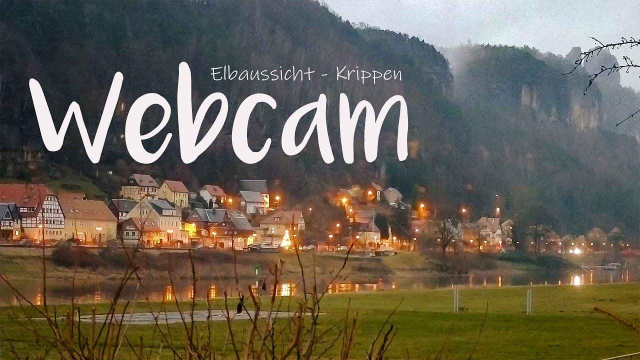 Durch das Auge der Webcam