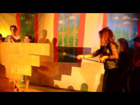 Disneys Little Mermaid: Ariel gets her voice back(YMCA Camp Kitchikewana)