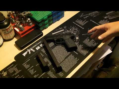 ProMag 17 and 32 round magazine review - Smith and Wesson M&P 9mm