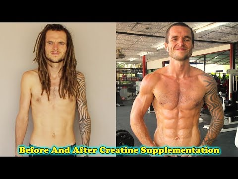 Creatine The Best Weight Gain Supplement For Skinny People