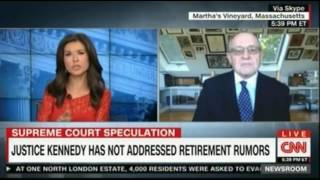 Rumors Justice Kennedy may soon retire, Trump will have a chance to affect the supreme court balance