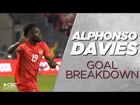 Canada Panama Goals And Highlights