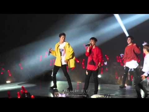【FANCAM】20160507 IKON - Just Another Boy @ IKONCERT 2016 SHOWTIME TOUR IN HONG KONG