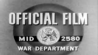1940 U.S. War Dept. Military IntelIigence Film MID-2580 (full)