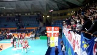 Црвена Звезда (Белград) - Динамо (Москва) волейбол ЛЧ