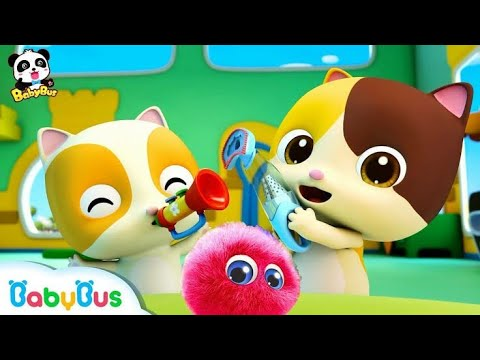 Baby games kids songs child video baby bus song - YouTube