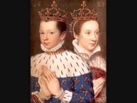 Francois II et Marie Stuart TM French 3